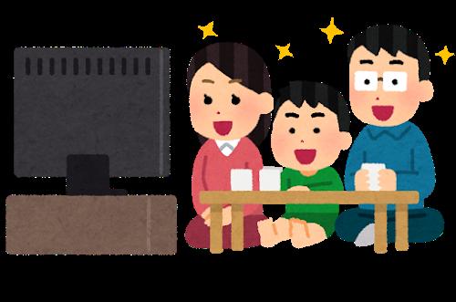 臨時休校の子供に契約した『dTV』が、大人も楽しめる結果に!!