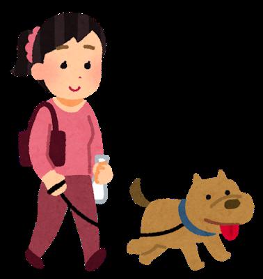 臨時休校中の過ごし方【方法7】散歩をする