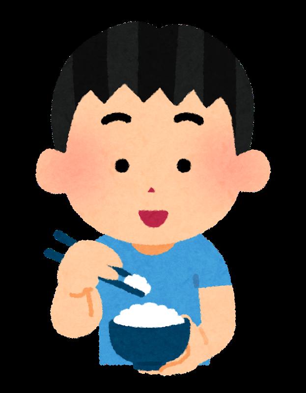 休み明け「学校行きたくない」の予防法2『朝ご飯を食べよう』