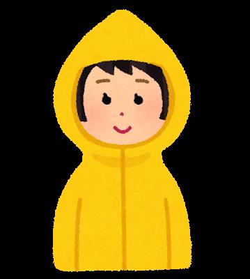 雨の日はカッパ、暑い日は上着をランドセルの中に入れるお子さんもいます。