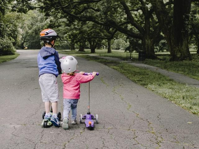 【コロナうつの対策】親子で運動する