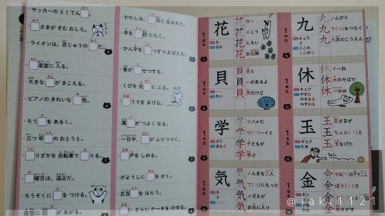 学研の全漢字おぼえるカードは覚えやすいか、説明します。