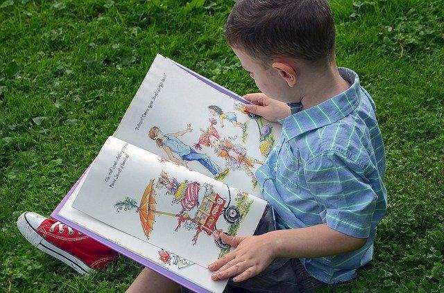 子供が読書好きになる【たった1つの方法】