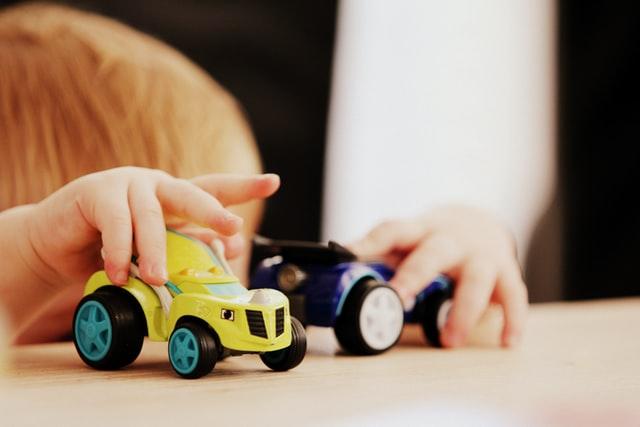 幼児の勉強方法③通信教材は興味がわく教材が魅力!