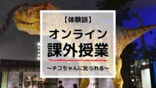 NHKのチコちゃんとクイズ対決?親子でオンライン課外授業を体験