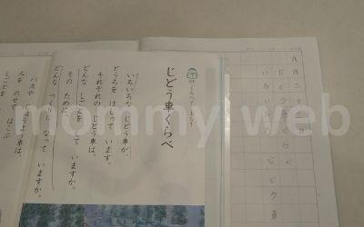国語の教科書を使った勉強法④視写
