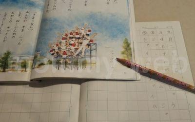 国語の教科書を使った勉強法②漢字の練習